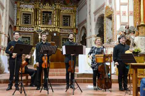 Concert du soir - Bolivie -