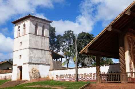 L'église se San Miguel - Bolivie -