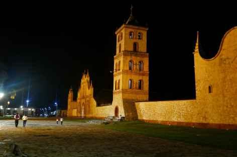 Façade de l'église de San José de Chiquitos - Bolivie -