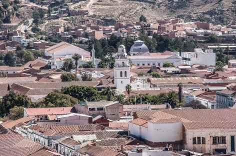 La ville de Sucre - Bolivie -