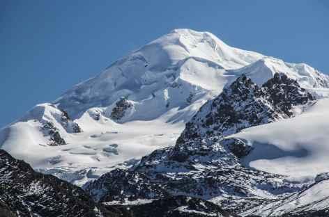 Plein cadre sur le Chaupi Orco - Bolivie -