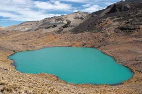 La laguna Chojna Quta - Bolivie -