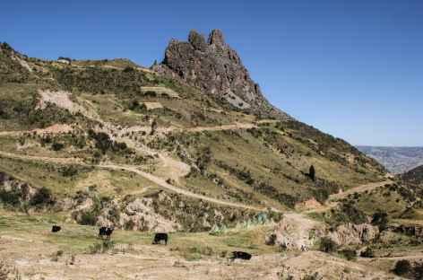 La Paz, balade autour de la Molaire du Diable - Bolivie -