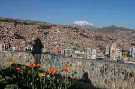 Vue depuis le mirador Kili Kili - Bolivie -