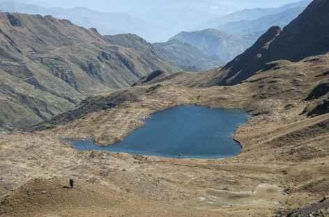 La lagune Khota Pata - Bolivie -