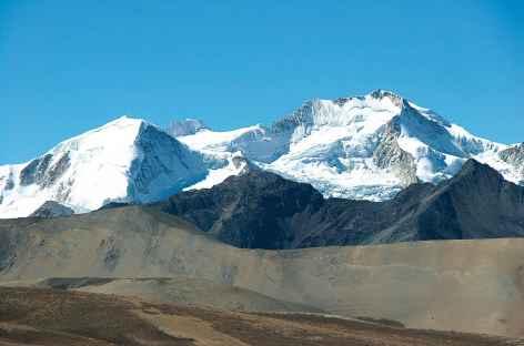 Cordillère Royale, vue sur l'Ancohuma - Bolivie -