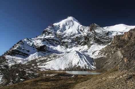 Vue sur le Palomani Grande - Bolivie -