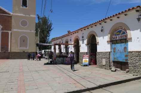 Bolivie, Tarija -