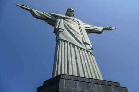 Rio, le Corcovado - Brésil -
