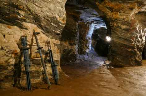 Mine d'Or de Passagem - Brésil -