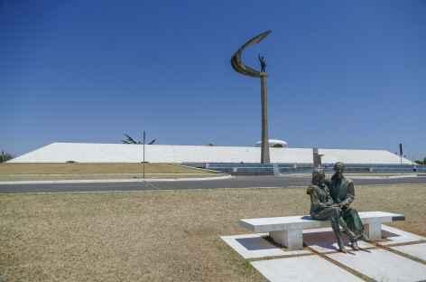 Brasilia, le mémorial JK - Brésil -