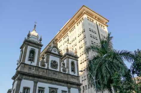 Rio, balade dans le centre-ville - Brésil -