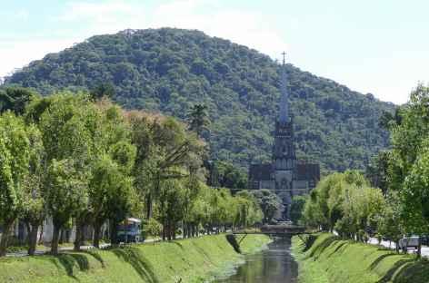La cathédrale de Pétropolis - Brésil -
