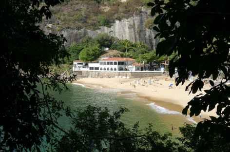 Rio, au départ du Pain de Sucre - Brésil -