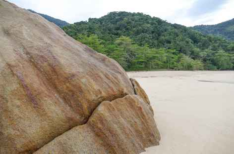 Balade en bateau dans les environs de Paraty - Brésil -