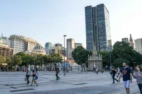 Centre-ville de Rio - Brésil -