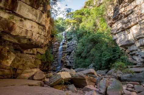 Chapada Diamantina, cascade Mosquito - Brésil -