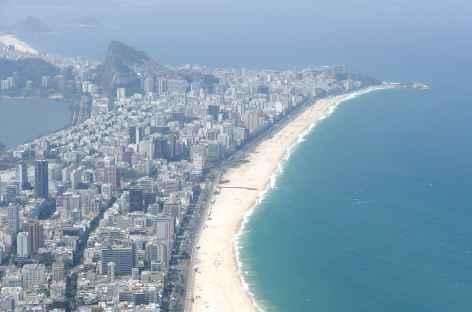 Morro dos Irmaos, vue sur Ipanema - Brésil -