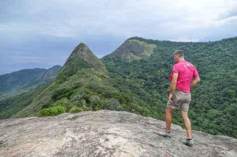 Panorama depuis le sommet du Pain de Sucre - Brésil -