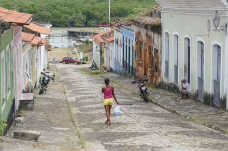 Ambiance paisible à Alcantara - Brésil -