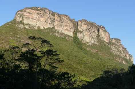 Coucher de soleil dans la Chapada Diamantina - Brésil -