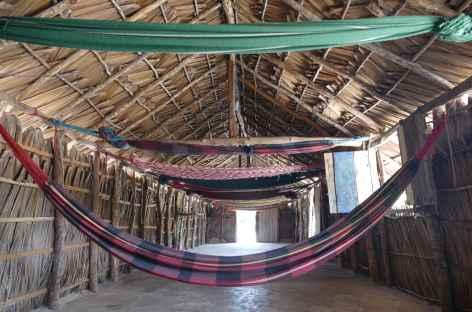 Notre hébergement dans le parc national Lençois Maranhenses - Brésil -