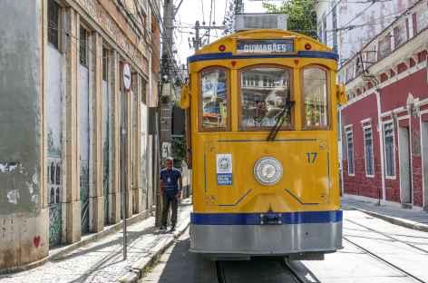 Tramway de Santa Teresa - Brésil -