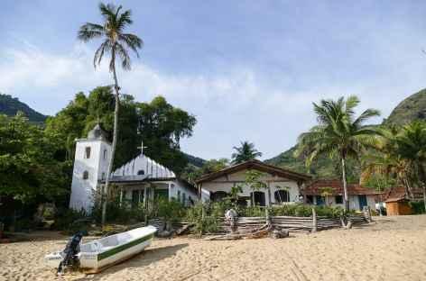 Le village de Cajaiba - Brésil -
