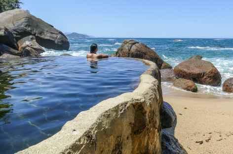 Une baignade et un lieu de rêve - Brésil -