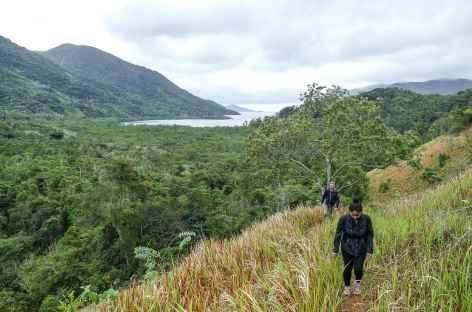 Marche entre Laranjeiras et le fjord de Mamangua - Brésil -