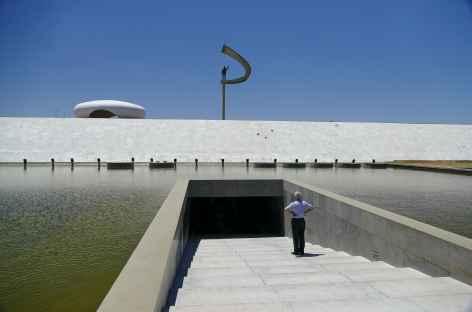 Brasilia, mémorial de JK - Brésil -