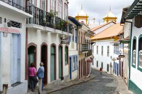 Ouro Preto - Brésil -