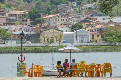 Reconcavo, ambiance paisible à Cachoiera - Brésil -