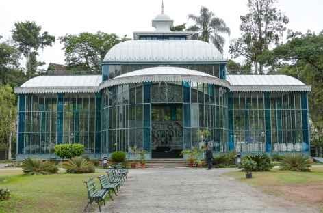 Pétropolis, le palais de cristal - Brésil -