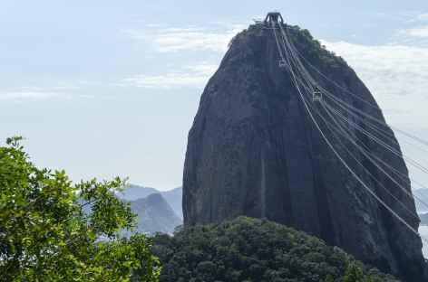 Rio, au pied du Pain de Sucre - Brésil -