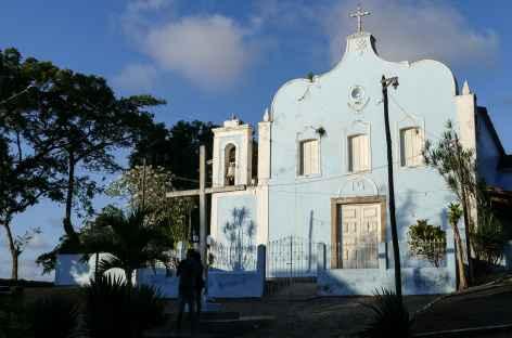 L'église de l'île Boipeba - Brésil -