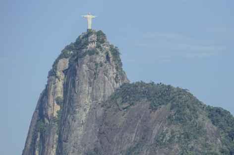 Rio de Janeiro, vue sur le Corcovado - Brésil -