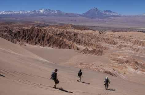 Balade dans la Cordillère de Sel à San Pedro de Atacama - Chili -