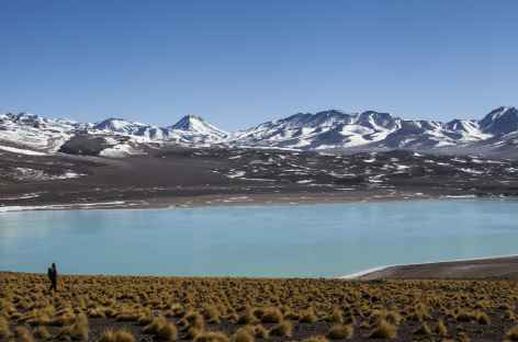 Balade autour de la laguna Verde - Bolivie -