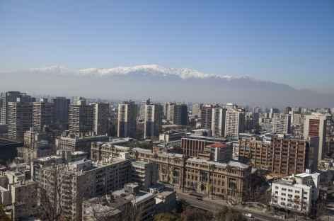 Santiago du Chili - Chili -