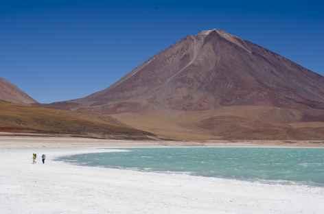 Laguna Verde-Bolivie -