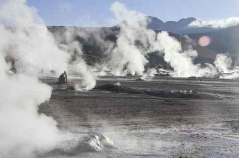 Fumerolles del Tatio - Atacama - Chili -