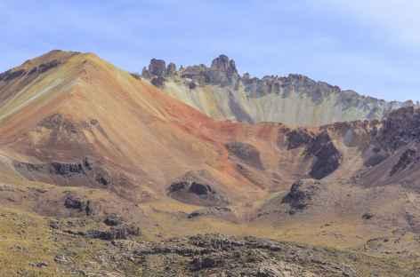 Le Tunupa (4300 m) - Bolivie -