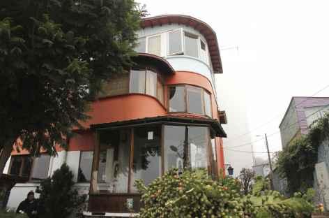 Maison de Pablo Neruda - Valparaiso - Chili -