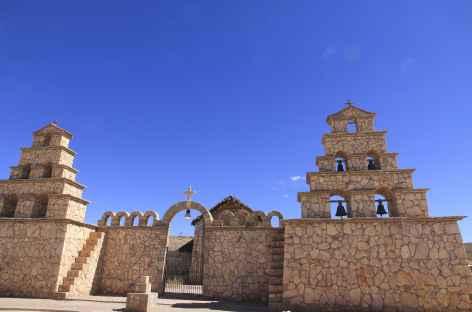Eglise de San Cristobal - Bolivie -