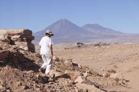 Vallée de la lune - Atacama - Chili -
