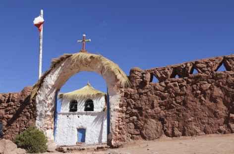 De retour vers San Pedro d'Atacama - Chili -