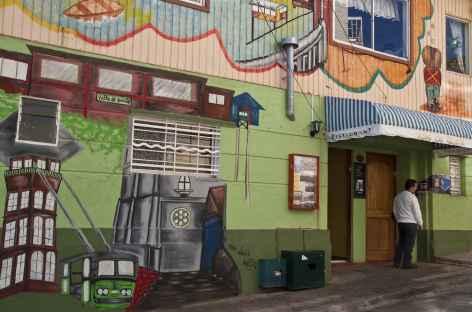 Valparaiso - Chili -