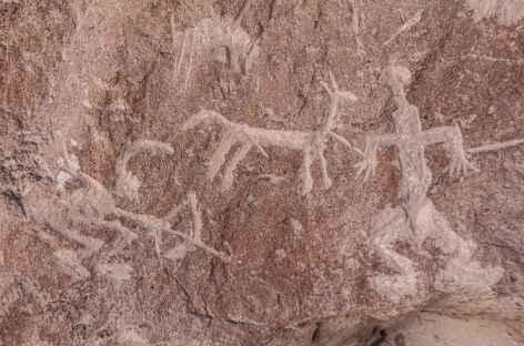 Pétroglyphes d'Ofragia - Chili -