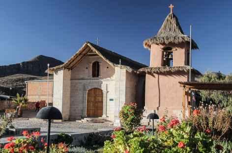 Eglise de Socoroma - Chili -